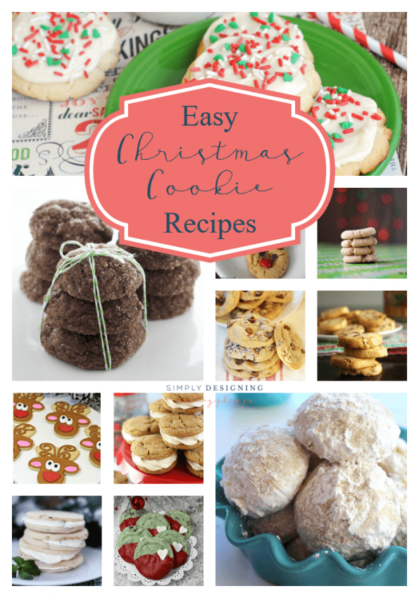 Christmas Cookies Round Up Pinnable Final