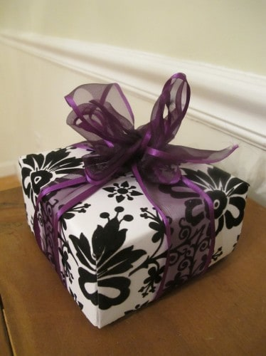 How-to-make-a-gift-box-out-of-scrapbook-paper