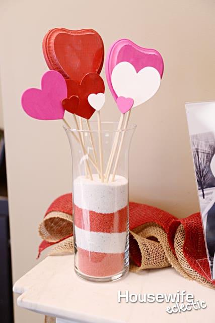 Heart Bouquets 2