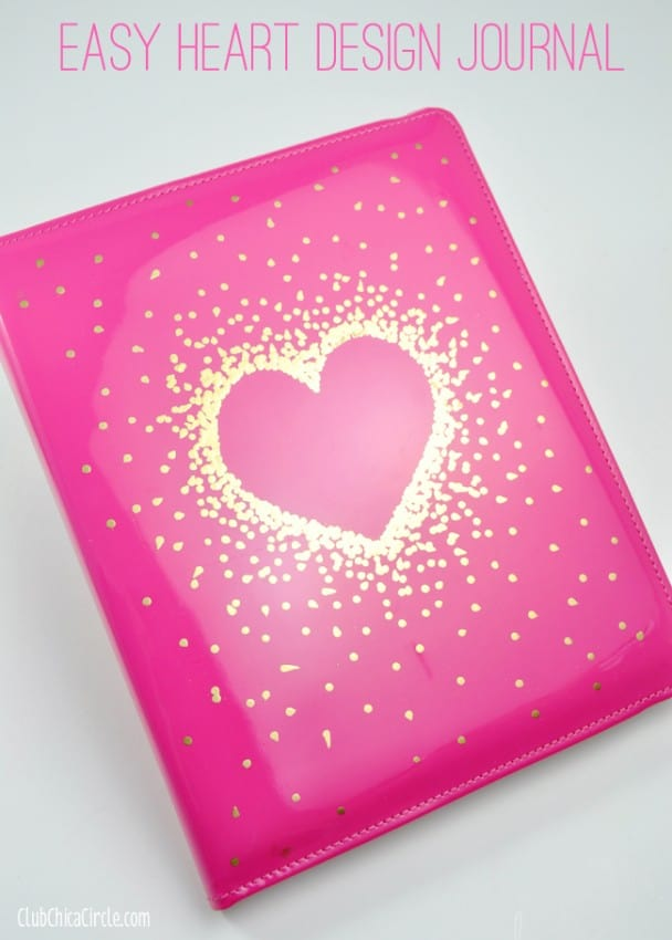 Heart-Journal-DIY-craft-idea-@clubchicacircle