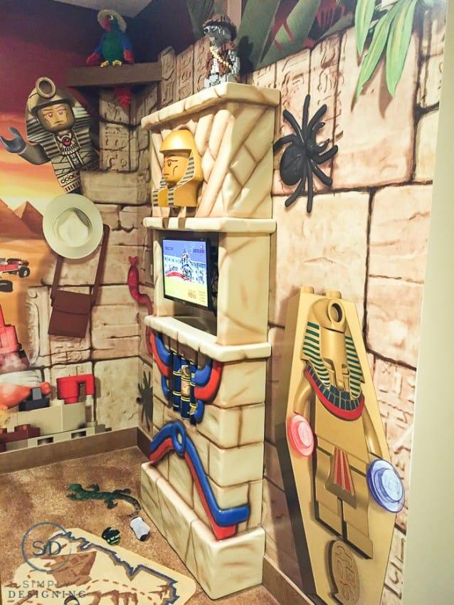 Legoland Hotel - kids area