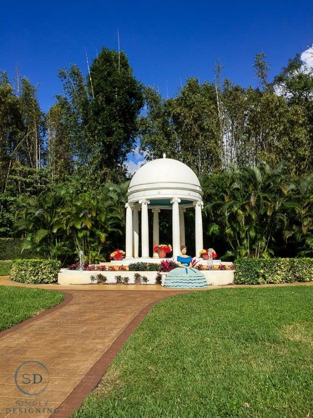 Legoland Florida - cyprus gardens