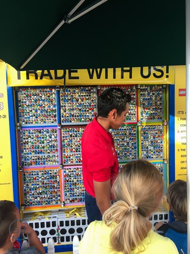 Legoland Minifigure Trading